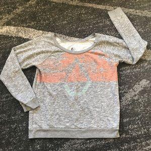 Women's volcom sweatshirt